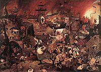 Dulle Griet, the mad Margot, 1562, bruegel