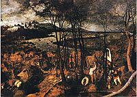 The Gloomy Day, 1559, bruegel
