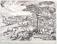 Go ye into the Emmaus, bruegel