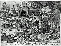 Lust, 1558, bruegel