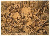 Philistine, bruegel