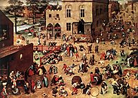 Playground, 1559-60, bruegel