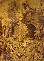 The Resurrection of Christ, bruegel