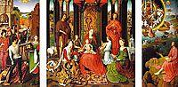 Triptych, bruegel
