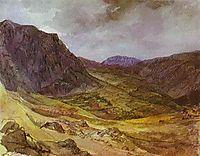 Delphi Valley, 1835, bryullov