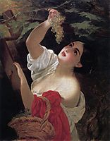 Italian Midday, 1827, bryullov