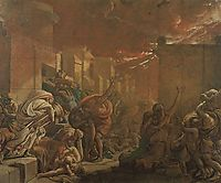 The Last Day of Pompeii, 1830, bryullov