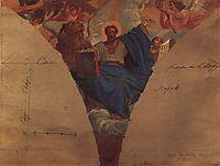 Mark the Evangelist, 1847, bryullov