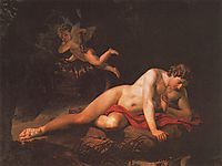 The Narcissus, 1819, bryullov