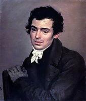 Portrait of the Architect K. A. Ton, 1827, bryullov