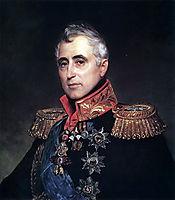 Portrait of Count C. A. Pozzo di Borgo, 1835, bryullov
