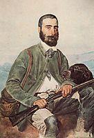Portrait of Mariano Tittoni, 1852, bryullov