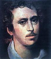 Self-portrait, 1823, bryullov