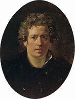 Self-Portrait, 1833, bryullov