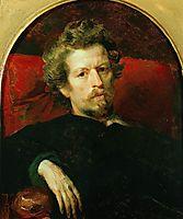 Self-Portrait, 1848, bryullov