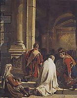 Vespers, 1825, bryullov