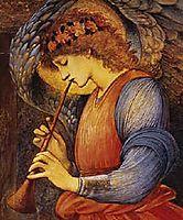 An Angel, burnejones