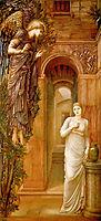 The Annnciation, 1879, burnejones