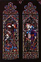 Annunciation, 1860, burnejones