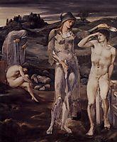 The Calling of Perseus, 1898, burnejones