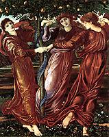 The Garden Of The Heserides, 1877, burnejones