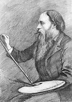 George Howard, burnejones