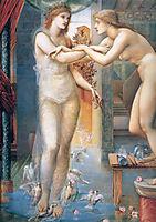 The Godhead Fires, 1878, burnejones
