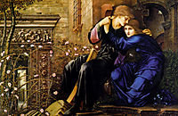 Love Among the Ruins, 1894, burnejones