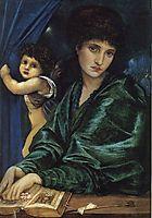 Maria Zambaco, 1870, burnejones