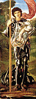 Saint George, 1877, burnejones