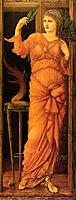 Sibylla Delphica, burnejones
