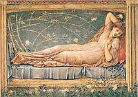 Sleeping Beauty, 1871, burnejones