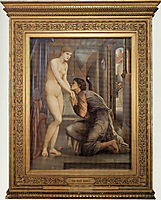 The Soul Attains, burnejones