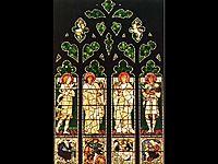 The Vyner memorial window, burnejones