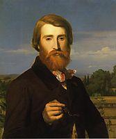 Alfred Bruyas, 1846, cabanel