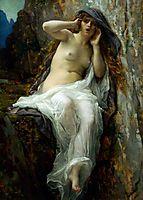 Écho , 1887, cabanel