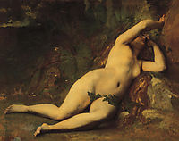 Eve After the Fall, cabanel