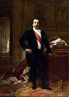Napoleon III, c.1865, cabanel