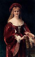 Patricipance of Venice, 1881, cabanel