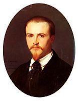 Self-Portrait, 1847, cabanel