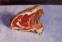 Rib of Beef, c.1882, caillebotte