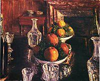Still Life, 1879, caillebotte