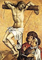 The Crucified Thief, campin