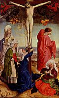 Crucifixion, c.1425, campin