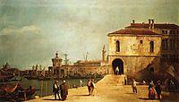 Fonteghetto della Farina, c.1730, canaletto