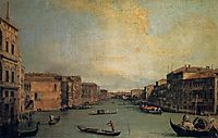 The Grand Canal, c.1729, canaletto