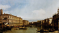 Grand Canal, c.1733, canaletto