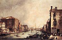 Rio dei Mendicanti: Looking South, c.1725, canaletto