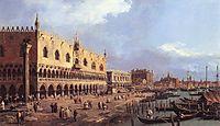 Riva degli Schiavoni: Looking East, 1730, canaletto