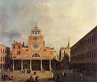 San Giacomo de Rialto, canaletto